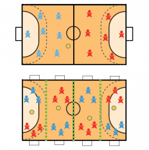 Gym Space - Small Sided Games
