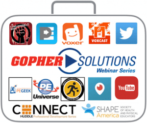 Web-Based Toolbox for PE Professional Development