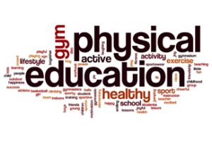 Physical Education Poster