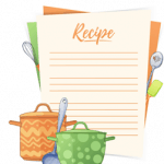 Recipe list for Physical Education National Standards