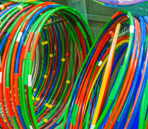 Hula Hoops for PE Activity Ideas
