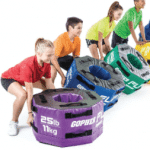 Tire activity ideas for PE