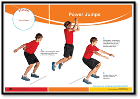 Power Jumps Poster