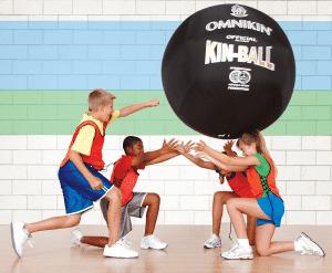KIN-BALL Fun PE Games
