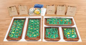 Harvest Hustle Nutrition Game