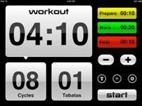 tabata pro workout timer