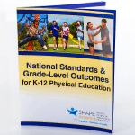 SHAPE American National Physical Education Standards Book
