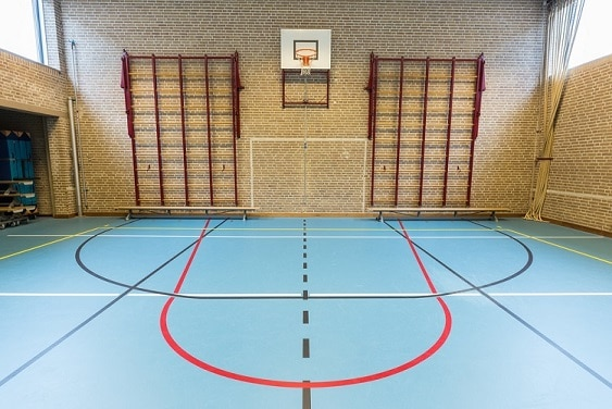PE Teaching Space