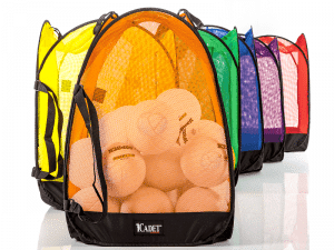 Rainbow Cadet Stand-Up Bags