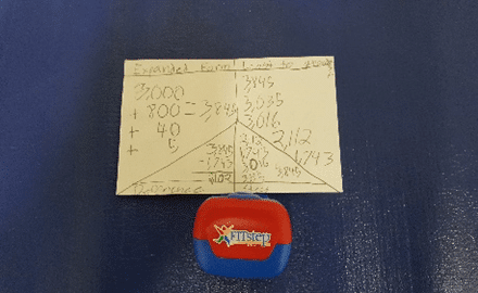 STEAM activities using a pedometer