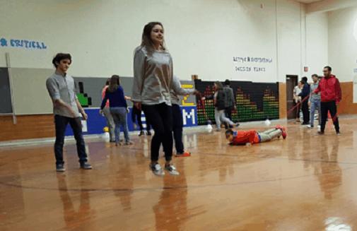 STEAM in high school PE