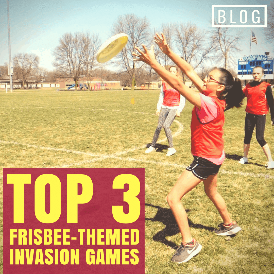 3 Favorite Frisbee Invasion Games In Physical Education