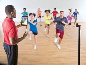 Health Technology in PE