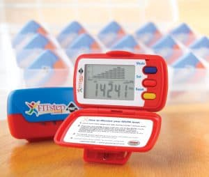 FITstep™ Pro Uploadable Pedometers