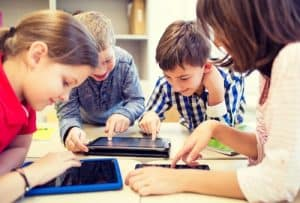 Find ways to implement technology in physical education to connect with the younger generation