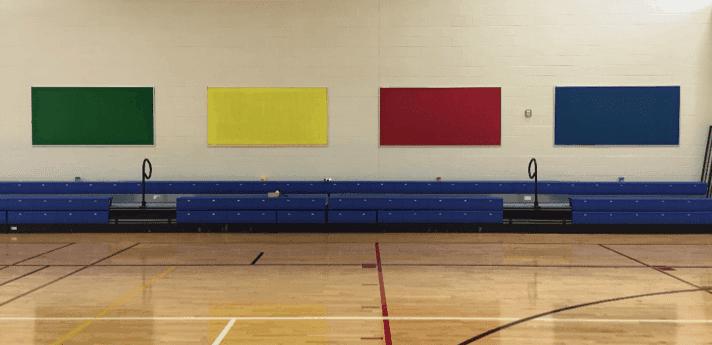 Bulletin Board Idea in PE
