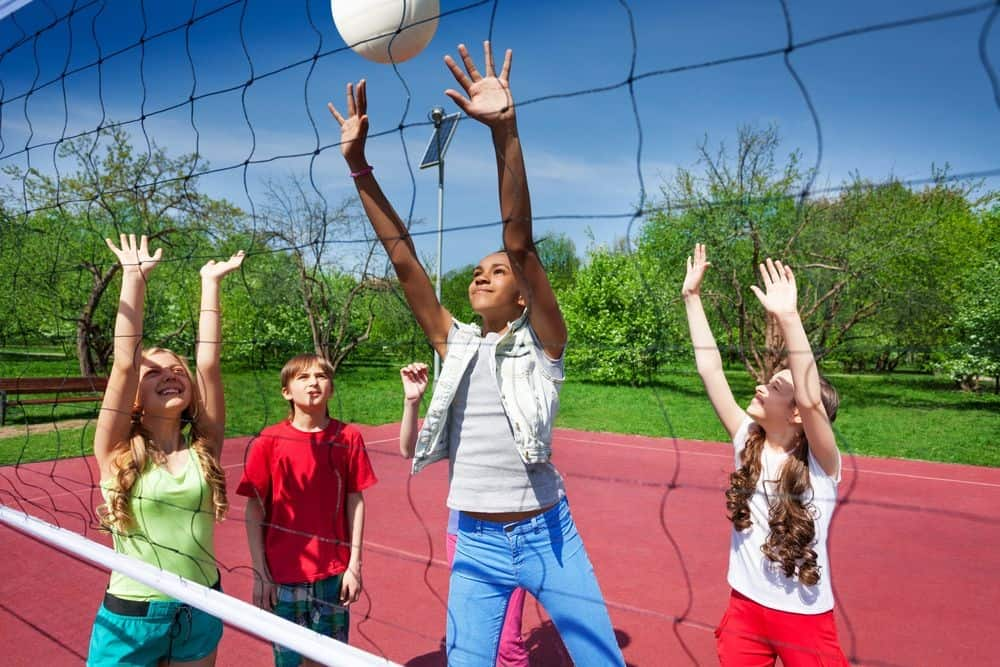 3 Skill Based Volleyball Games For Pe Gopher Pe Blog