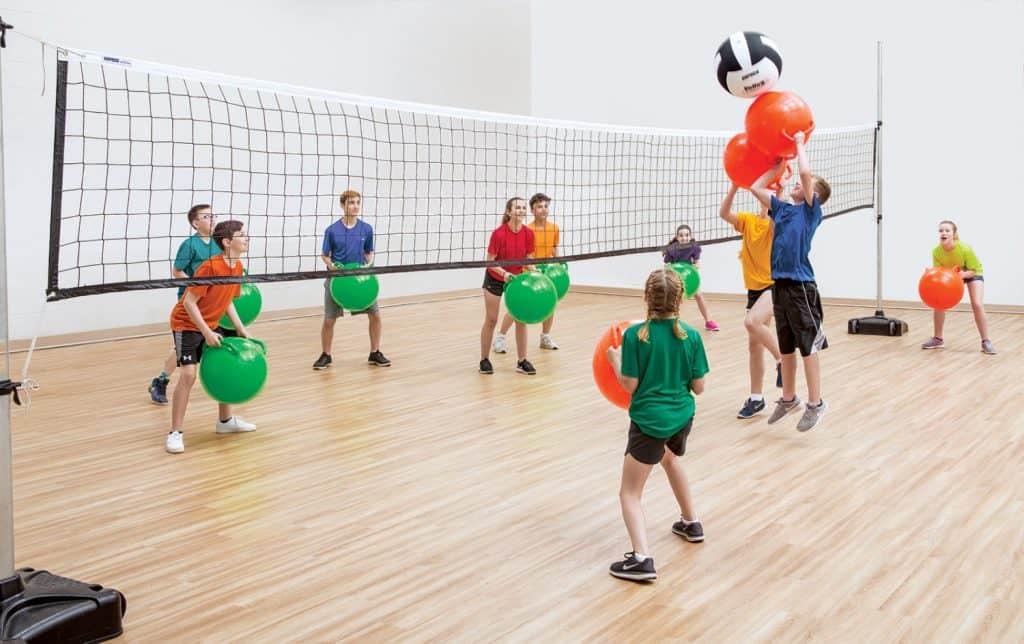 Volleybound