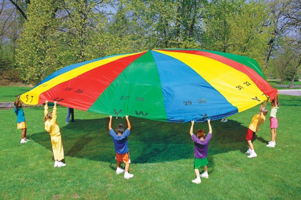 g 85276 curricular parachute