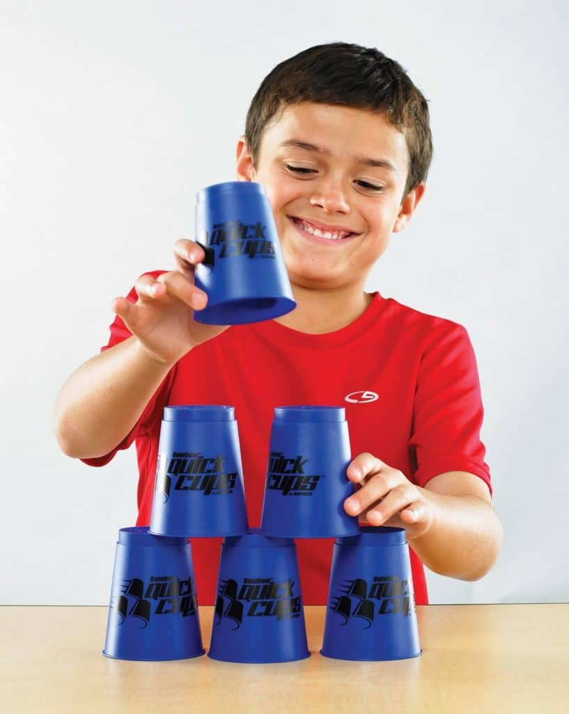 g 58226 rainbow quickcups sportscup sets stacking