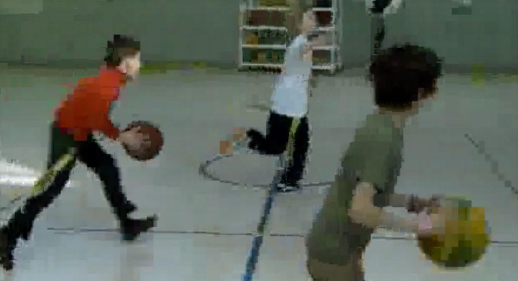BasketballFlagTag